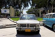 Vintage car BMW 2002