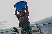 2016 - Salty dreams at Lac Retba, Senegal