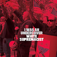 White supremacist protest in Newsweek.