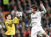 Real Madrid beat Lyon