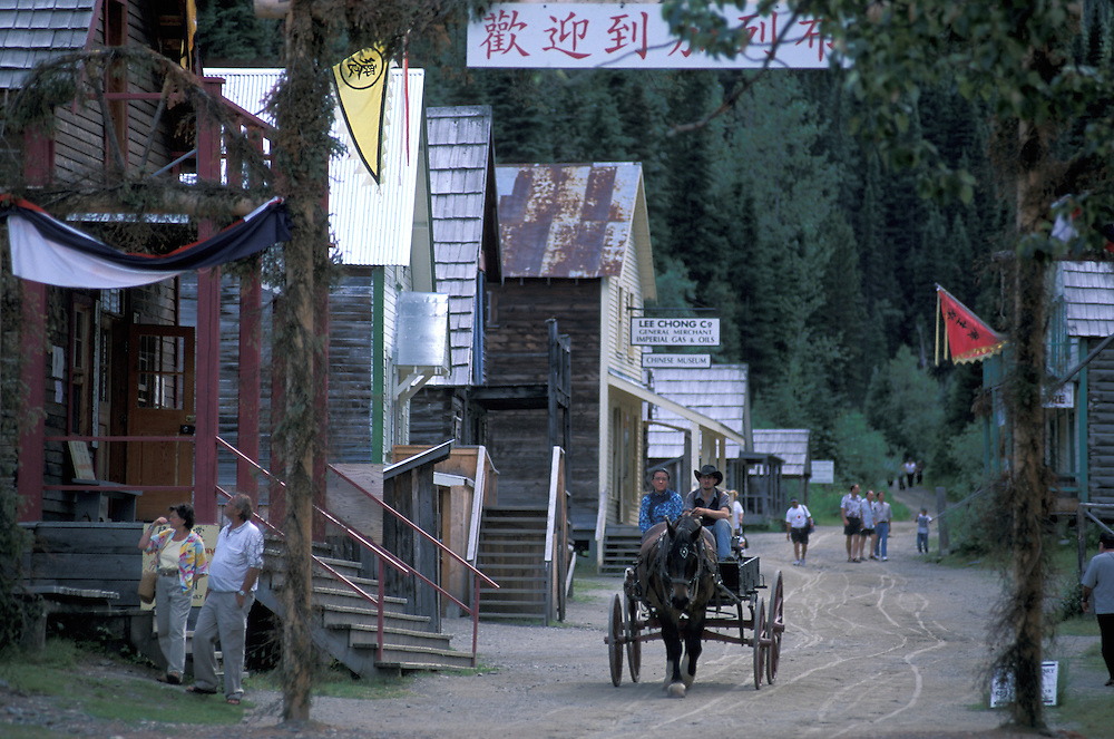 Barkerville Historic Town, British Columbia, Canada