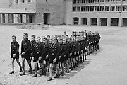Assembly, Ordensburg Sonthofen, Bavaria, 1938