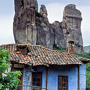 GREECE: Meteora, Mt. Olympus
