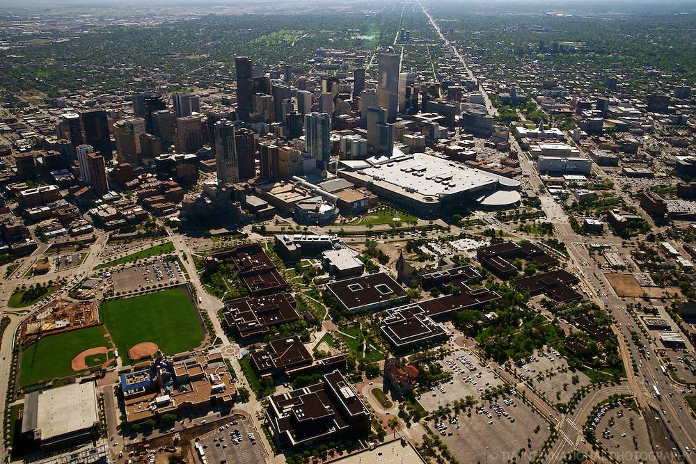 Auraria Campus & Downtown Denver