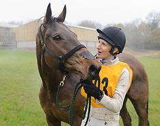 NOV 16 2014 The Melton Hunt Club Ride