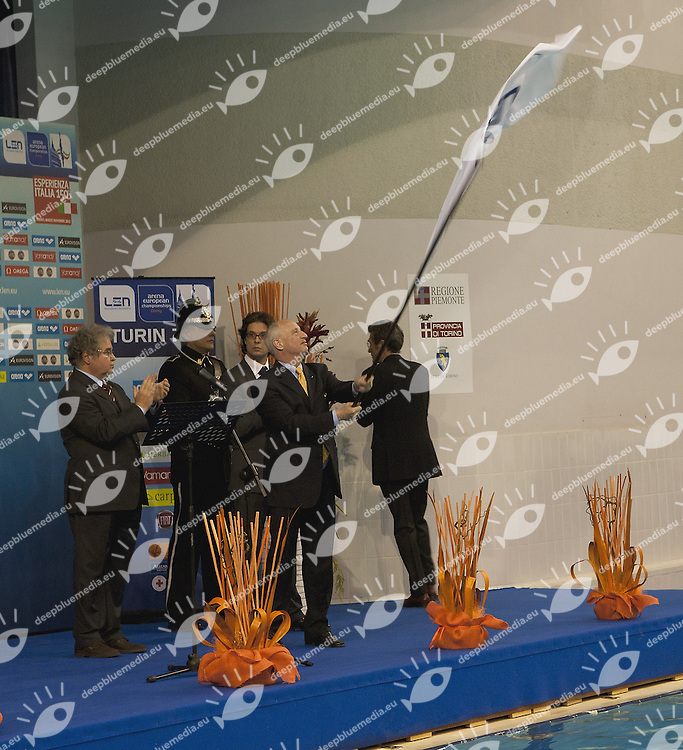 2nd Arena European Diving Championships 2011.Torino - ITA 8 -13 March 2011.Day01 - Opening Ceremony...Photo G.Scala/deepbluemedia.eu
