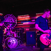 Firestarter performing at the Holy Mountain, Austin, Texas, February 26, 2015.