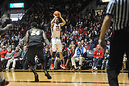 """Mississippi's Anthony Perez (13) vs. Missouri at the C.M. """"Tad"""" Smith Coliseum in Oxford, Miss. on Saturday, February 8, 2014. Mississippi won 91-88."""