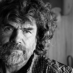 Reinhold Messner - Schloss Juval, Italy