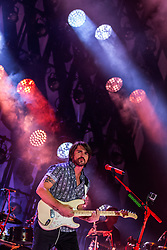 "COSTA MESA, CA - AUG 5: Singer/songwriter Colombian superstar Juanes performs on stage during a stop of his Loco De Amor Tour at the Pacific Amphithater during the OC Fair. Juanes performed an impressive show that included some of is new material ""loco de amor"" and classics such as ""camisa negra"" and ""A Dios le pido"" on 5 August, 2015 in Costa Mesa, California. Byline, credit, TV usage, web usage or linkback must read SILVEXPHOTO.COM. Failure to byline correctly will incur double the agreed fee. Tel: +1 714 504 6870."