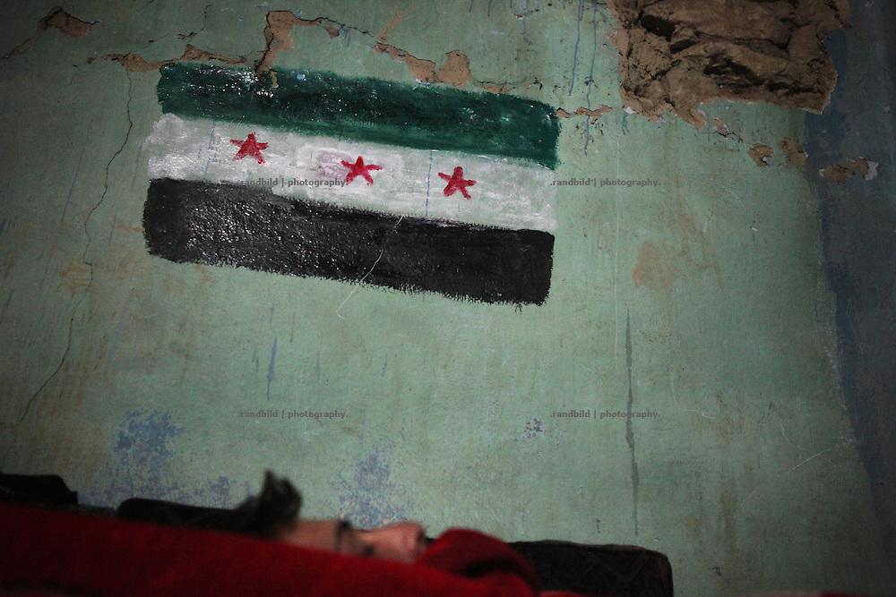 Al Janoudiyah, Province of Idlib, Syria.