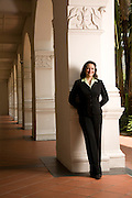"""Deb Henretta, Group President Proctor & Gamble Asia.  Photographed in Singapore for Fortune Magazine's """"50 Most Powerful Women"""" list.   September 2007."""