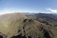 North Side of Sierra Bernera and Sierra de Aisa &amp;#xA;Pyrenees, Huesca, Aragon, Spain<br />