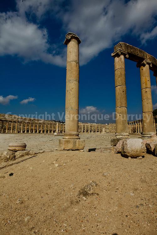 Roman Ruins of Jerash ( or Gerasa )
