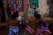 Junco do Maranhao, Brazil, June 26 of 2013:   Bolsa Familia em Junco do Maranhao. Moradores do povoado Novo Horizonte. (photo: Caio Guatelli)