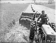 01/06/1955.06/01/1955.01 June 1955.Demonstration of Saville  silage equipment at Ardee Co. Louth. Special for McConnells.<br />