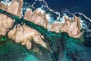 Canal Rocks- @Martine Perret - Margaret River aerial shot. 13 December 2013