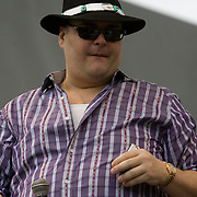 Sunday, August 3, 2008; Blues Traveler performs at Lollapalooza 2008..Photo by Bryan Rinnert