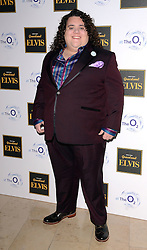 Jonathan Antoine attends Elvis At The O2 Gala Night at The O2, Peninsula Square, London on 15th December 2014