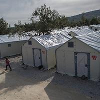 29 Lebos Kara Tepe Refugee Camp