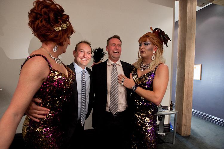 Modtec showroom opening, 18 May 2012. Photo: Gareth Cooke/Subzero Group