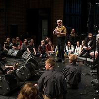 Gene Harris Jazz Fest, Jazz Clinic, Just 4 Kicks, Eric Torres Photos