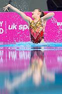 2016 London European Aquatics Champ - Synchro