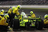 Ed Carpenter, Meijer Indy 300, Kentucky Speedway, Sparta, KY 010809 09IRL12