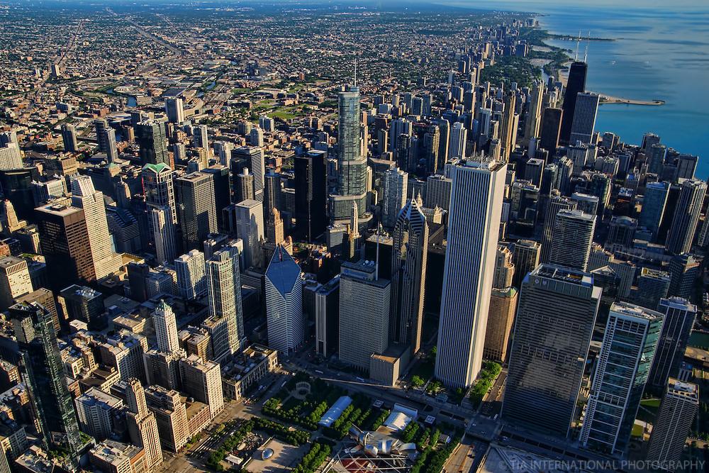 Downtown Chicago & Millennium Park