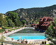 Glenwood Springs Hot Springs, Colorado