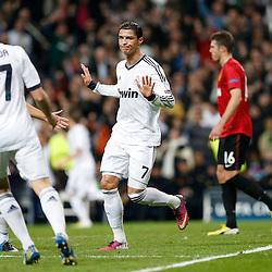 130213 Real Madrid v Man Utd