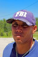 FBI in Batabano, Mayabeque, Cuba.