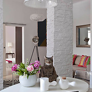 Contemporary apartment interior in Poland 1