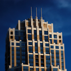 This is a new high rise condominium finished in 2007