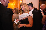 Actress Goldie Hawn attends the Bloomberg Vanity Fair White House Correspondents' Association dinner afterparty at the residence of the French Ambassador on Saturday, April 28, 2012 in Washington, DC. Brendan Hoffman for the New York Times