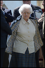 MAY 14 2014 HM Queen at Windsor Horse Show