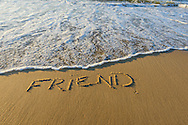 Friend, Two Mile Hollow Beach, Long Island, Two Mile Hollow Ln, East Hampton, NY
