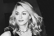Madonna arriving at the 2009 Vanity Fair Oscar Party  in West Hollywood, CA  2/22/09.