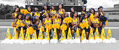 2016 Aggie Cheer Gold Squad (Picture Day)