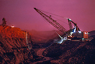 Coal mining in the Matewan area of West Virginia