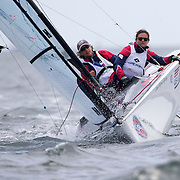 Sarah Everhart Skeels...Sailing provides a truly level playing field when it comes to sport