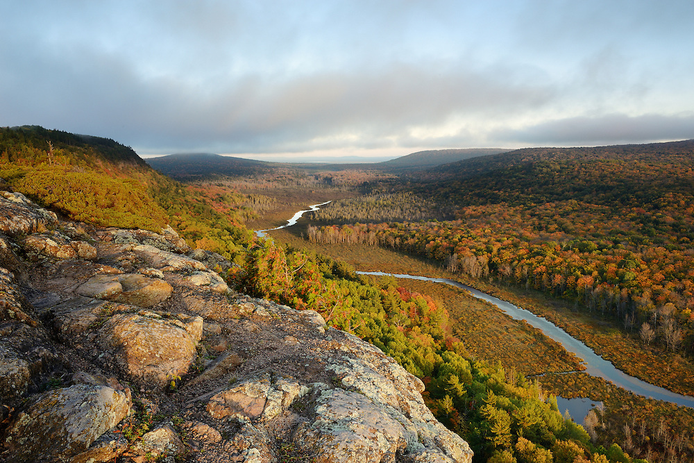 Porcupine Mountains Wilderness<br />