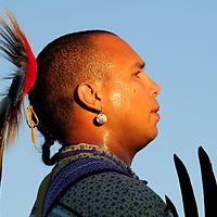 Crow Fair Indian Pow Wow, Crow Agency, Montana, USA