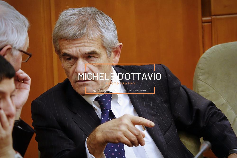 Il Presidente Sergio Chiamparino durante la Seduta n. 191 del Consiglio Regionale del Piemonte del 06-12-2016 delle ore 15.00