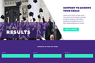 Student recruitment landing page for the University of Portsmouth, Hampshire <br /> Picture date: Tuesday August 9, 2016.<br /> Photograph by Christopher Ison &copy;<br /> 07544044177<br /> chris@christopherison.com<br /> www.christopherison.com