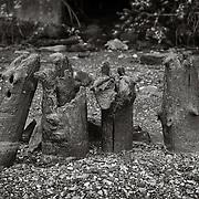 Hudson River Totems