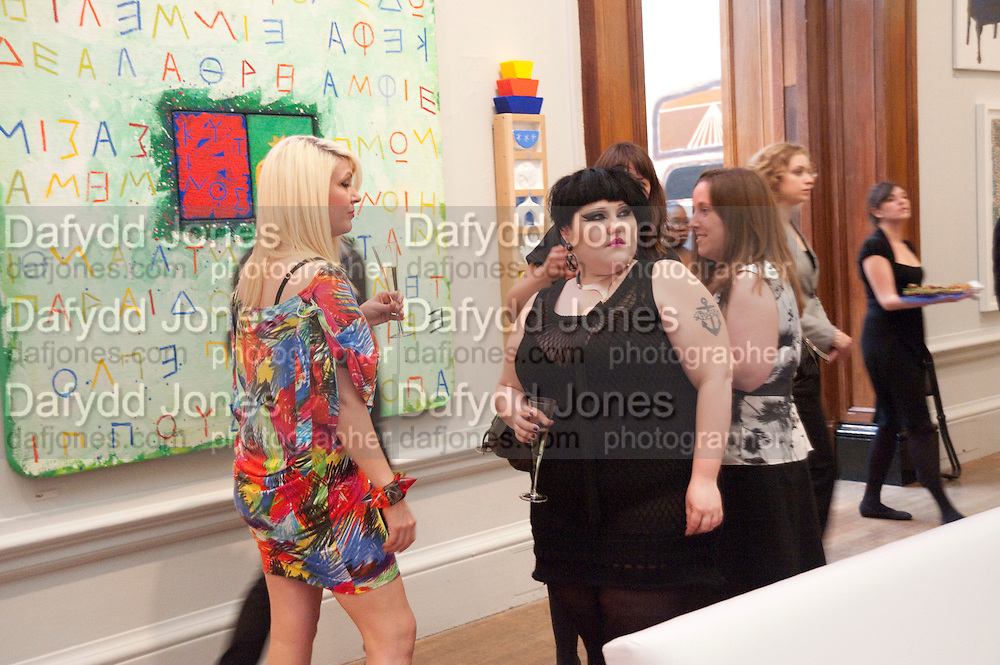 TARA PERKINS; BETH DITTO, Royal Academy Summer Exhibition 2009 preview party. royal academy of arts. Piccadilly. London. 3 June 2009.