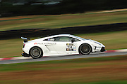 #934 - Jason White & John White - 2010 Lamborghini Gallardo Super Trofeo Strada.Media Day .Symmons Plains .Targa Tasmania 2010.26th of April 2010.(C) Joel Strickland Photographics.Use information: This image is intended for Editorial use only (e.g. news or commentary, print or electronic). Any commercial or promotional use requires additional clearance.