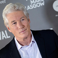 GLASGOW, SCOTLAND - FEBRUARY 28:  Richard Gere attends the UK premiere of Time Out Of Mind at The Glasgow Film Festival on February 28, 2016 in Glasgow, Scotland.  (Photo by Ross Gilmore/Getty Images)