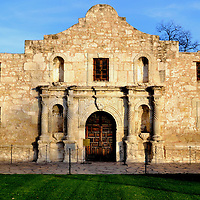 The Alamo in San Antonio, Texas<br /> The Alamo in San Antonio, Texas, began as a missionary in 1724 and ended in 1836 as an iconic symbol of courage. During the Texas Revolution, a group of Texians and Tejano Indians won the fort from Mexicans. However, this militia was no match against Santa Anna&rsquo;s army during a 13 day battle. The fort&rsquo;s commander, William Travis, wrote in a letter titled Victory of Death: &ldquo;I shall never surrender or retreat.&rdquo;  Unfortunately, he, Jim Bowie, Davy Crockett and 200 others were killed. Perhaps that is Travis&rsquo; shadowy figure on the right still guarding the Alamo.